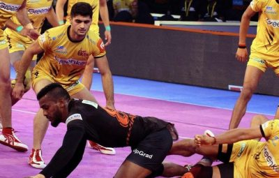 Know more about Telugu titans 2019