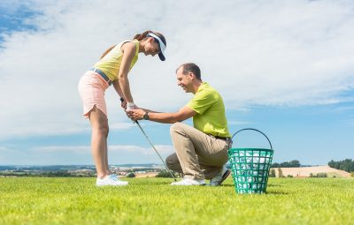 4 Ways to Improve Your Golf Country Club