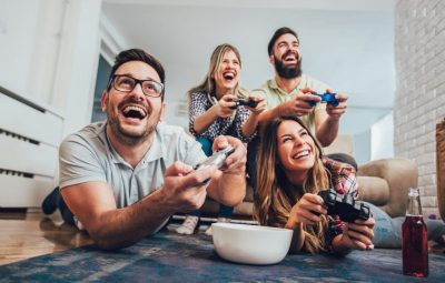 Online Video Games and its Emergence around the World
