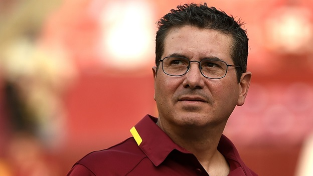 How Dan Snyder is Reshaping Culture at the Washington Football Team