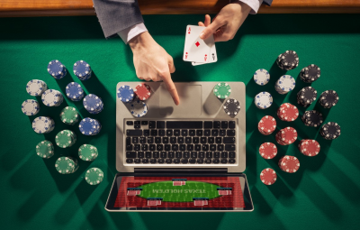 Making Your Boring Time At Home Interesting with Online Casinos Games