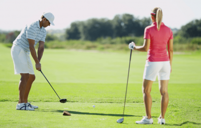 3 Reasons to Start Playing Golf