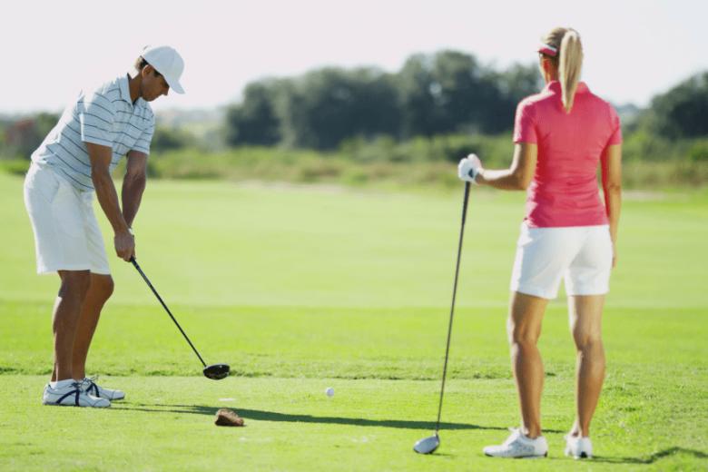 3 Reasons to Start Playing Golf