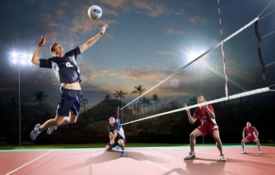 Redefining The Volleyball Game Using The Volleyball Training Machines