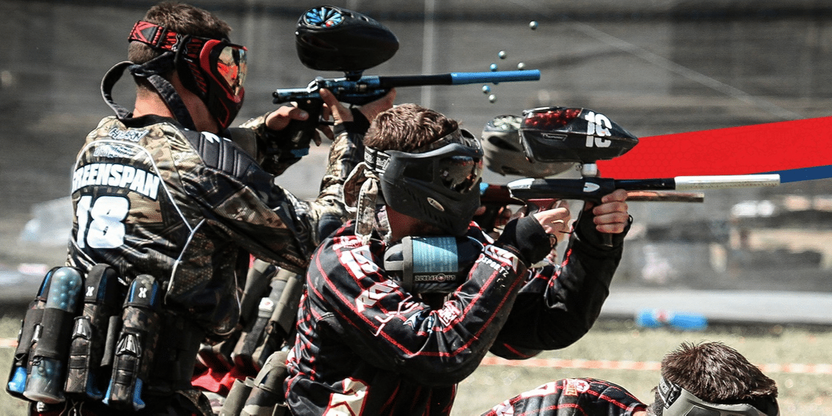 How is Paintball Good for your Health?