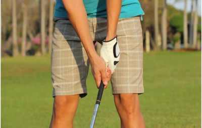 Some new golfers believe that adopting the proper golf grip is insignificant